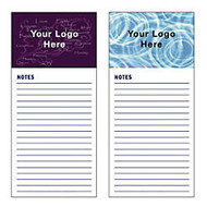 Digital Magnet Notepad, 8 inch; x 3 5/8 inch;, Pad Of 14 Sheets