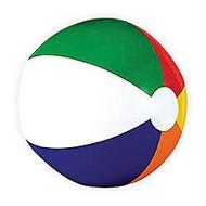6 inch; Beach Ball
