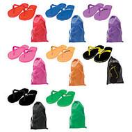 Custom-Printed Flip Flops