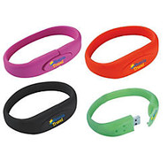 Bracelet USB Flash Drive, 1GB