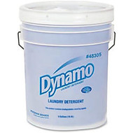 AJAX Dynamo Liquid Laundry Detergent - 5 gal (640 fl oz) - Light Fresh Scent - 1 Each - White