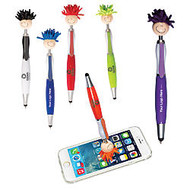 3-In1 Pen With Mop Topper And Stylus