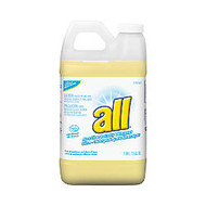 ALL High-Efficiency Free And Clear Laundry Detergent, 64 Oz, Case Of 4