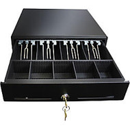 Adesso 13 inch; POS Cash Drawer With Removable Cash Tray