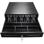 Adesso 18 inch; POS Cash Drawer With Removable Cash Tray