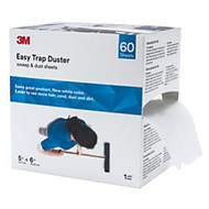 3M™ Easy Trap Duster Sweep And Dust Sheets, 5 inch; x 6 inch; x 30', 60 Sheets