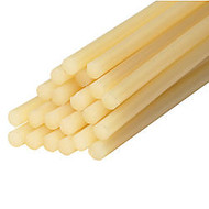 3M™ Low-Melt Jet-Melt™ Glue Sticks, 5/8 inch; x 8 inch;, Clear, Case Of 165