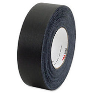 3M 6910 Cloth Gaffers Tape - 1.88 inch; Width x 60 yd Length - Vinyl - Rubber Backing - Easy Tear, Adhesive - 1 / Roll - Black