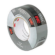 3M Multi-Purpose Duct Tape - 1.88 inch; Width x 60 yd Length - 3 inch; Core - Polyethylene - 8.10 mil - Polyethylene Coated Cloth Backing - 1 Roll - Silver