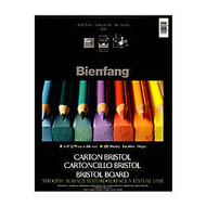 Bienfang Drawing Bristol Pads, 11 inch; x 14 inch;, 20 Sheets Per Pad, Pack Of 2