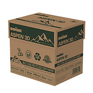 Aspen; 30 Multiuse Paper, Letter Size Paper, 20-Lb, 30% Recycled, 500 Sheets Per Ream, Pack Of 5 Reams