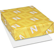 Neenah Paper CAPITOL BOND Bond Paper - Letter - 8.50 inch; x 11 inch; - 24 lb Basis Weight - Recycled - Light Cockle - 96 Brightness - 500 / Ream - White