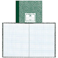Avery; Quadrille Laboratory Notebook, 7 7/8 inch; x 10 1/4 inch;, Quadrille Ruled, 30 Sheets