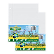 Canefields BioBased Carbon Balanced Sugarcane Filler Paper, 8 1/2 inch; x 11 inch;, Legal Rule, 16 lb, White, Pack Of 100