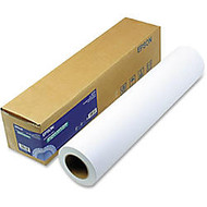 Epson Photo Paper - 24 inch; x 100 ft - 192 g/m² Grammage - Matte - 104 Brightness - 1 / Roll - White