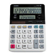 Casio; DV-220 Dual-Display Desktop Calculator