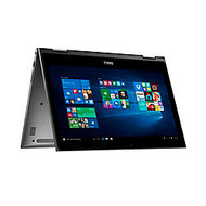Dell™ Inspiron 13 5000 Series 2-in-1 Laptop, 13.3 inch; Touchscreen, Intel; Core™ i3, 4GB Memory, 1TB Hard Drive, Windows; 10