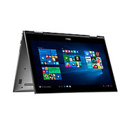 Dell™ Inspiron 15 5000 Series 2-in-1 Laptop, 15.6 inch; Touchscreen, Intel; Core; i7, 8GB Memory, 1TB Hard Drive, Windows; 10 Home
