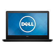 Dell™ Inspiron 15 5000 Series Laptop, 15.6 inch; Screen, Intel; Pentium;, 4GB Memory, 500GB Hard Drive, Windows; 10