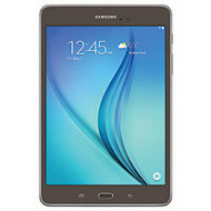 Samsung Galaxy Tab A Tablet, 8 inch; Screen, 1.5GB Memory, 16GB Storage, Android 5.0 Lollipop, Smoky Titanium