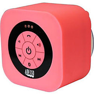 Adesso Xtream Xtream S1P Speaker System - Battery Rechargeable - Wireless Speaker(s) - Pink