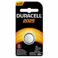 Duracell; 3 Volt Lithium Security Battery, 2025