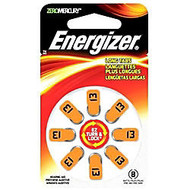 Energizer AZ13DP Coin Cell Hearing Aid Battery