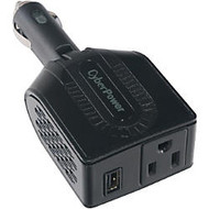 CyberPower Mobile Power Inverter, Black, CPS100BU