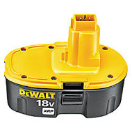 DeWalt XRP Rechargeable Battery Pack, 18V