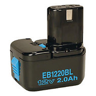 Hitachi EB1220BL Nickel Cadmium Hardware Tool Battery