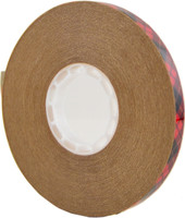 "Scotch ATG 908 Gold - 1/4"" x 36 yard Acid-Free Adhesive Transfer Tape"