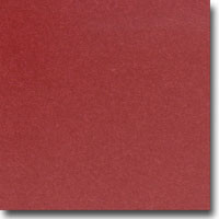 "Shine Red Satin 8 1/2"" x 11"" 92 lb. cover weight Metallic Cardstock"