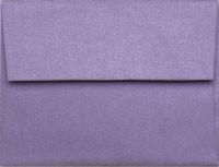 Stardream Amethyst A-7 Metallic Envelope