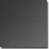 "Stardream Anthracite 8 1/2"" x 11"" text weight Metallic Paper"