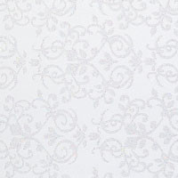"Glitter Cardstock Vineyard Pattern 12"" x 12"" cover weight"