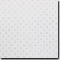 "Glitter Cardstock White Dot Pattern 12"" x 12"" cover weight"