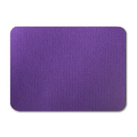 "50 Pack Eames Furniture Kaleidoscope Purple 80 Lb. Cover A7 Borderless Rounded Corner Border Card 5"" X 7"""