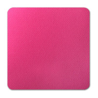 "50 Pack Eames Furniture India Pink 80 Lb. Cover Square Borderless Rounded Corner Cards 7 1/4"" X 7 1/4"""