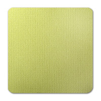 "50 Pack Eames Furniture Tivoli Green 80 Lb. Cover Square Borderless Rounded Corner Cards 7 1/4"" X 7 1/4"""