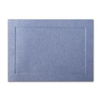 "50 Pack Stardream Metallic Vista 105 Lb. Cover A2 Bevel Panel Border Card 4 1/4"" X 5 1/2"""