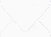 Savoy Bright White A-1 Envelopes 50 Per Package