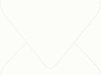 Savoy Natural White A-2 Envelopes 50 Per Package