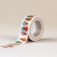 Echo Park Decorative Tape Ice Cream Washi Tape