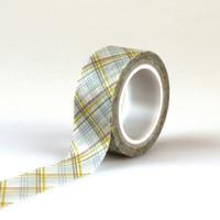 Echo Park Decorative Tape Plaid Washi Tape