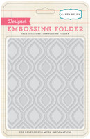 Echo Park Paper Ogee Embossing Folder