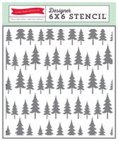 Echo Park Paper Oh Christmas Tree Stencil