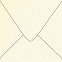 """Stardream Quartz 6 1/2"""" Square Metallic Euro Pointed Flap Envelopes 50 Per Package"""