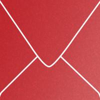 "Stardream Jupiter 6 1/2"" Square Metallic Euro Pointed Flap Envelopes 50 Per Package"