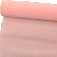 "Crepe Paper Baby Pink Crepe Paper Roll (20"" X 98"")"