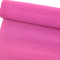 "Crepe Paper Pink Peony Crepe Paper Roll (20"" X 98"")"